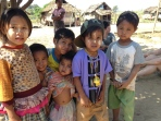 Children from Burma